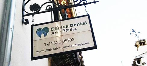 clinica pareja albaicin